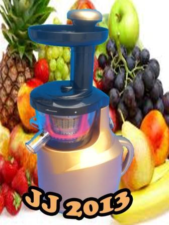 JJ-2013 slow juicer